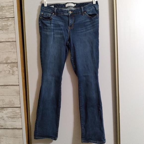 Torrid 14R Barely Boot Dark Wash Jeans